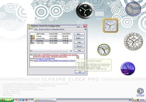 Elprime Clock Pro