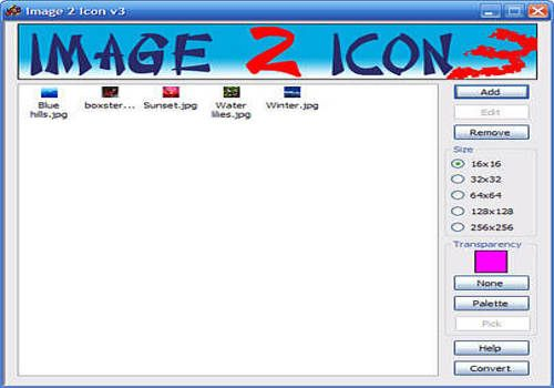 free Image 2 Icon Converter