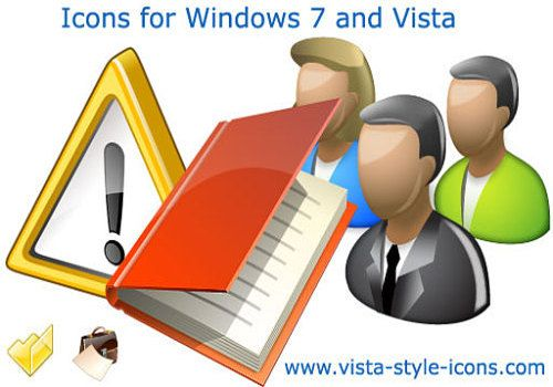 Icons for Windows 7 and Vista