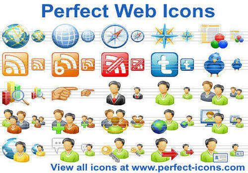 Perfect Web Icons