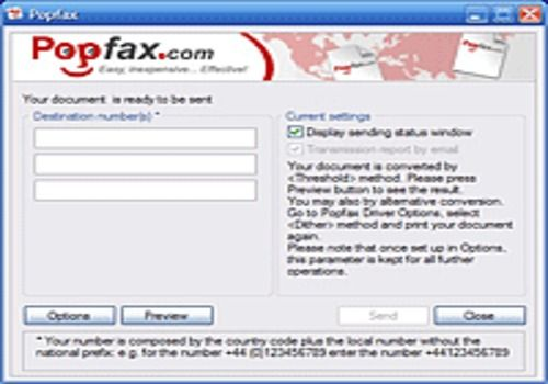 Popfax – Review On How Do Internet Faxing At Ease. Published by on. Here is a Popfax review to let you know about one of the famous internet fax service provider on world wide web. PopFax is a free online fax service, through which you can receive and send faxes all throughout the world at attractive rates. This free online fax service is.