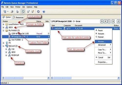 Remote Queue Manager Professional