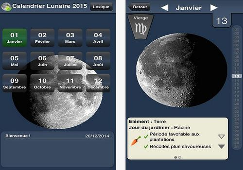 t l charger calendrier lunaire du jardin ios app store. Black Bedroom Furniture Sets. Home Design Ideas