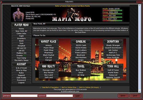 Mafia MoFo