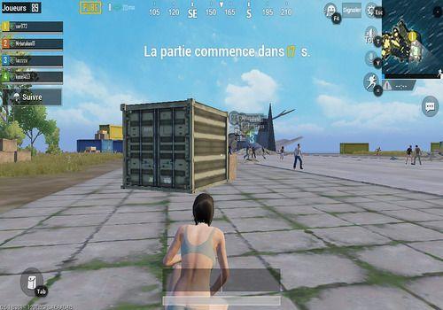 PUBG Mobile sur PC