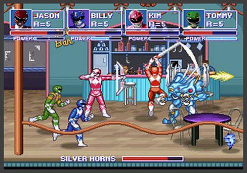 Power Rangers : Beats of Power