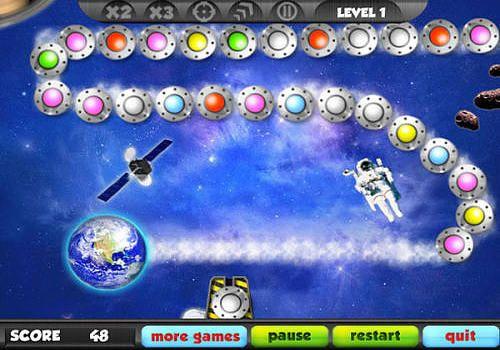 Alien Chain Invasion Mac