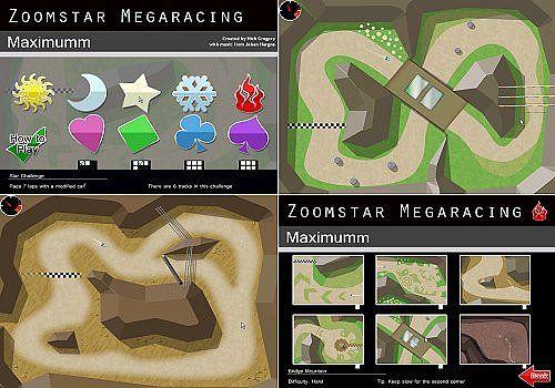 Zoomstar Megaracing Maximumm