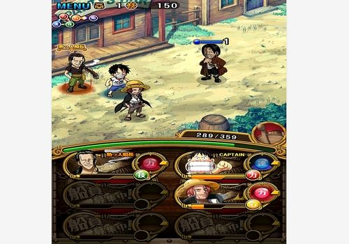 One Piece Treasure Cruise, le jeu tiré du manga