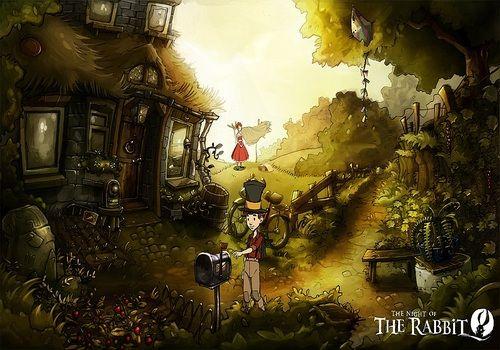 The Night of the Rabbit Démo gratuite (2013) pour Mac