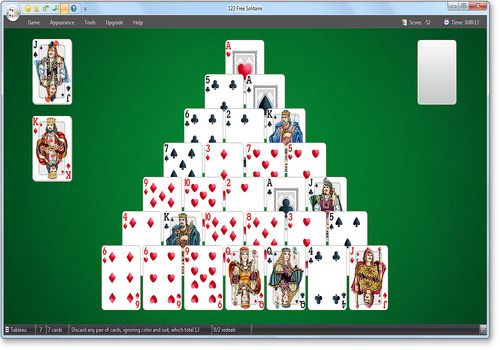 Image Result For Download Jeux Carte Solitairea