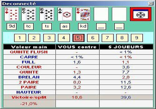 Tracker Poker V2