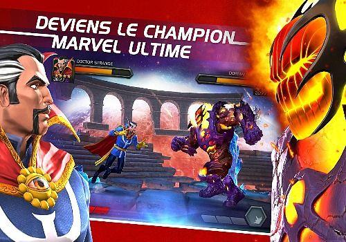Marvel Tournoi des Champions Android