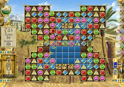 Pharaoh Puzzle