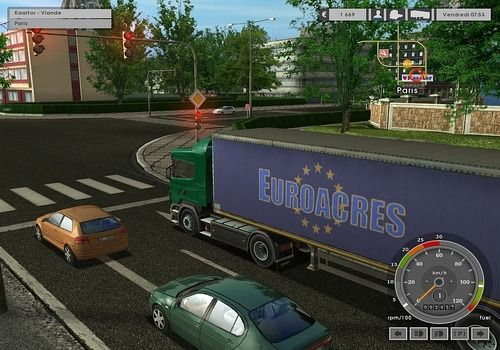 t l charger euro truck simulator 2 pour windows demo. Black Bedroom Furniture Sets. Home Design Ideas