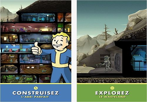 Fallout Shelter iOS