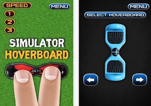 Simulator Hoverboard iOS