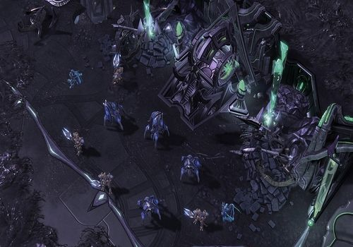Starcraft 2 : Legacy of the Void pour Mac