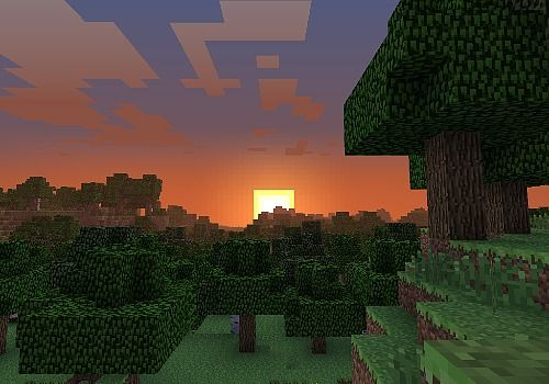 Minecraft Mac