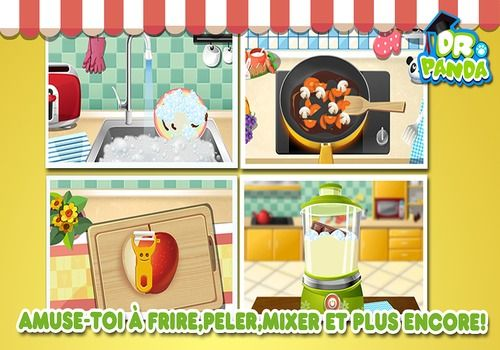 Dr. Panda : Restaurant Android