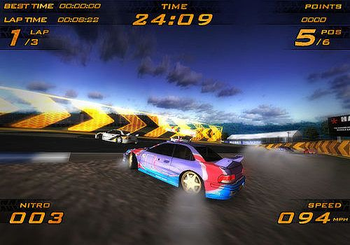 T l charger ultra nitro racers pour windows freeware - Voiture des tortues ninja ...