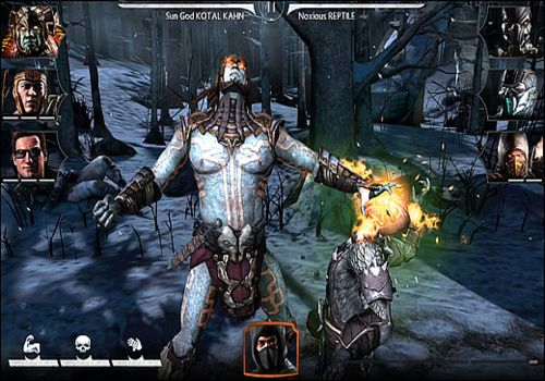 Mortal Kombat X iOS