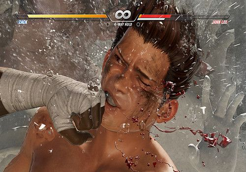 Dead or Alive 6 : Core Fighters