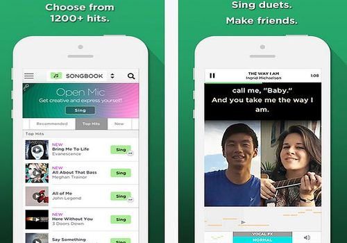 Sing ! Karaoké iOS