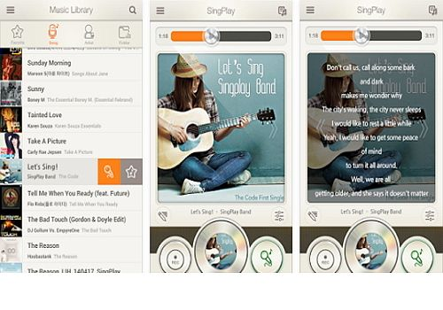 SingPlay Android