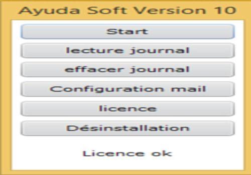 ayuda soft keylogger gratuitement