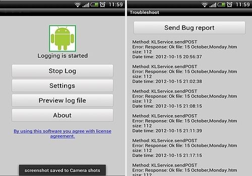 KidLogger Android