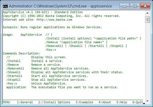 AppToService