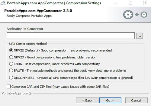 AppCompactor