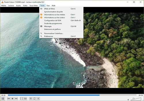 t l charger vlc media player pour windows logiciel libre
