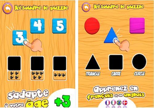 jeux préscolaires - Android
