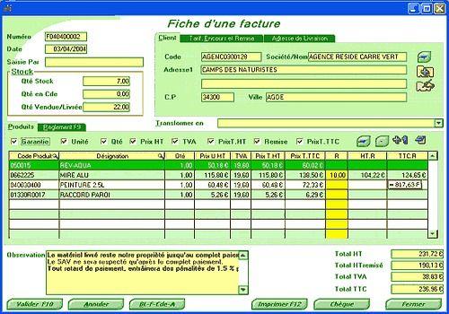 T l charger mxgestion pour windows shareware - Tableau de remboursement d emprunt excel ...