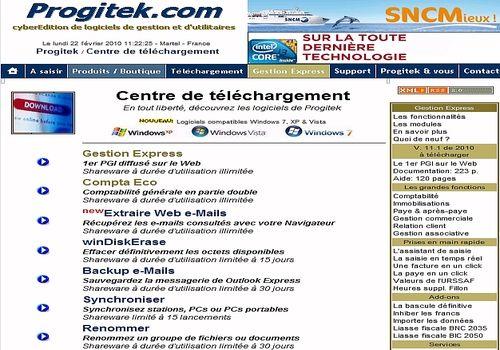 Progitek Gestion Express 2014