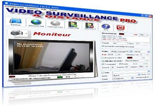 t l charger video surveillance pro a distance pour windows shareware. Black Bedroom Furniture Sets. Home Design Ideas