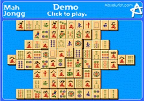 mahjongg freeware