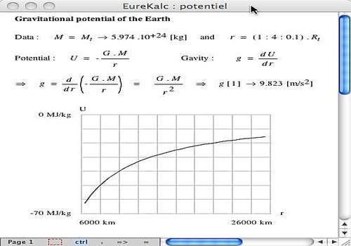 EureKalc 3 pour Mac