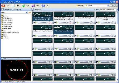 T 233 L 233 Charger Hot Jingle Player 1 0 Pour Windows Demo