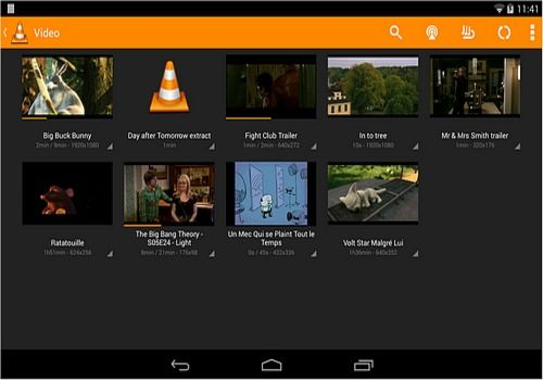 VLC Android Bêta