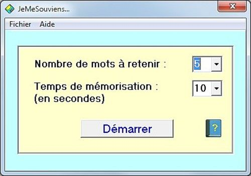 JeMeSouviens Version 1