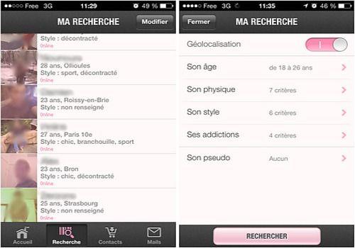 AdopteUnMec iOS