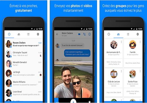 Messenger Lite Android