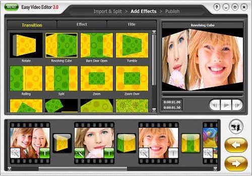 honestech Easy Video Editor