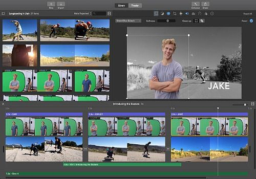 iMovie Mac