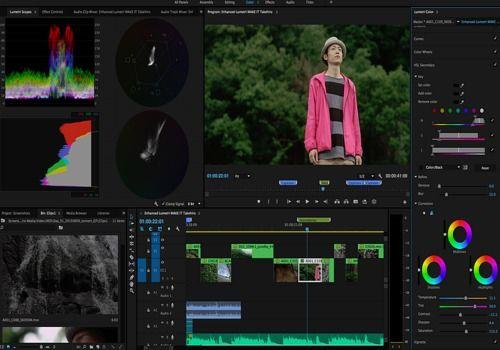 Adobe Premiere Pro 2018 CC