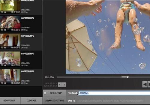 how to download gopro studio