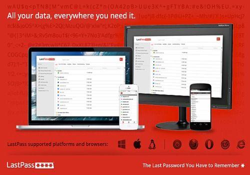 Sésame Lastpass  pour Linux
